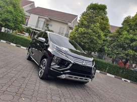 Mitsubishi Xpander Ultimate 2017 AT Hitam KmRendah Istimewa 1Tangan