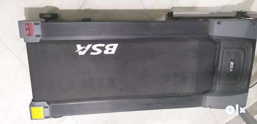 BSA TREADMILL SALE with Good condition 0