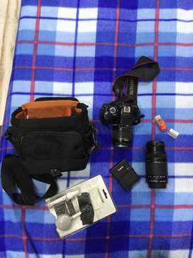 Canon EOS Rebel T3 with Full Combo Accesories