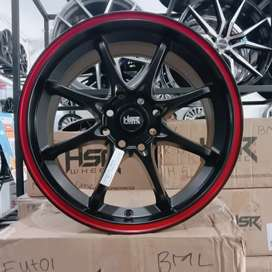 Velg Racing R16 buat Avanza Xenia Yaris jazz Vios City dll