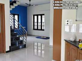 Close to Kerala Varma College Thrissur @3BHK Independent Villa