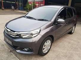 (Cash Termurah) Honda New Mobilio 1.5 E CVT 2017 Abu abu