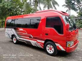 Elf long pusat rental sewa mobil elf Hiace bus Sewa elf Haice bus bis