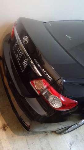 Toyota Corolla Altis 1.8GMatic,Simpanan,Istimewa