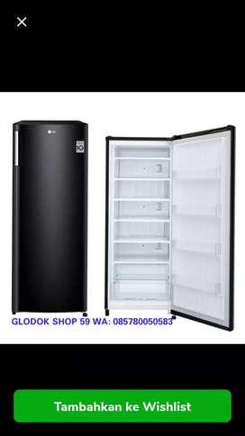 Kulkas 1 Pintu LG Freezer