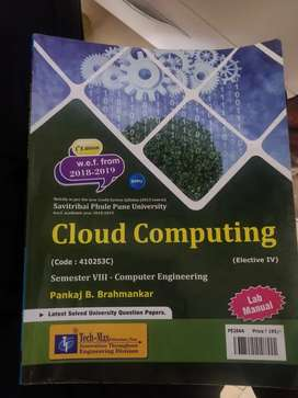 Final year computer engineering books sem 8