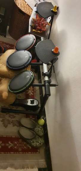 Logitech Xbox Drum set
