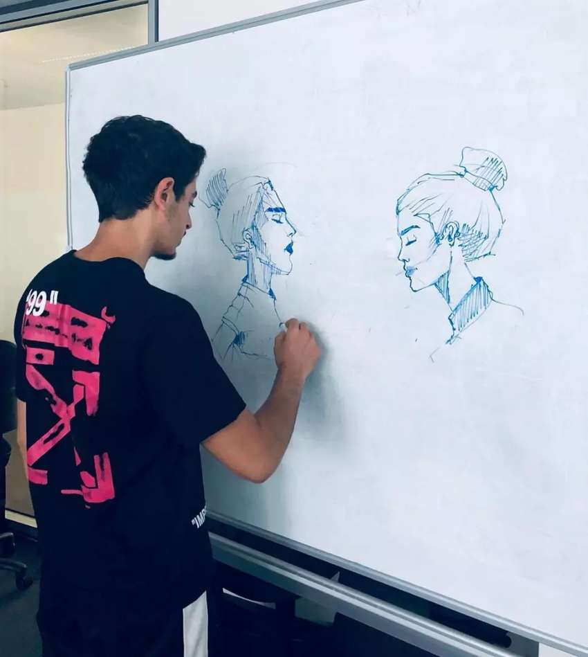 White Board 3 by 4