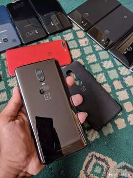 Oneplus 6 dual 8-128GB Mirror Black