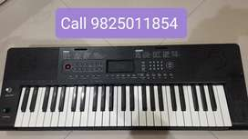49 key big keyboard with Indian taal and rythm tones good for learners