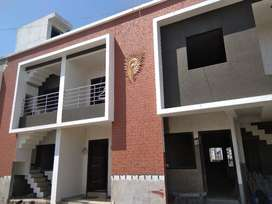 GROUND+1FLOOR 2BHK ROWHOUSE IN NEW DINDOLI