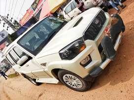 Mahindra Scorpio S2, 2016, Diesel