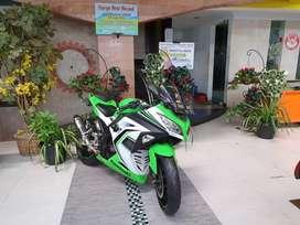 NINJA 250 R FI ABS 2016. Muluss,Istimewa. Hub Ditha Sanjaya Motor