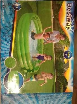kolam renang anak 1x pakai