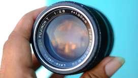 ebc fujinon 100mm f2.8 lensa manual mount m42