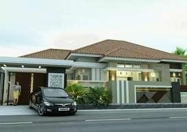 Jasa Desain dan Pengerjaan exterior interior Banjarbaru