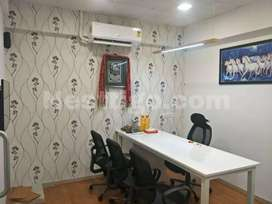350 Square feet fully furnished office for sale in vesu