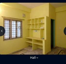 2bhk flat in pragathi Nagar.