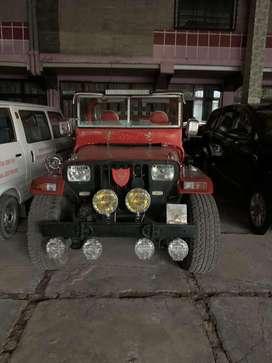 Ford DI jeep