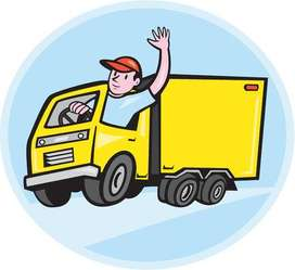 Hiring driver for Loading Trucks