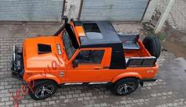 Quality Modified And Thar jeeps
