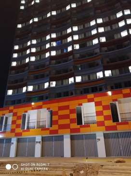 Disewakan ruko dengan bangunan baru