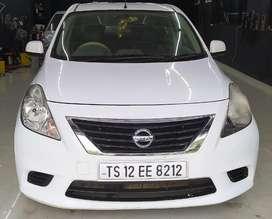 Nissan Sunny Diesel XL, 2012, Diesel