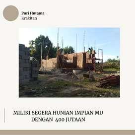 Rumah Type 36 Puri Hutama Krakitan Bantul Legalitas Aman