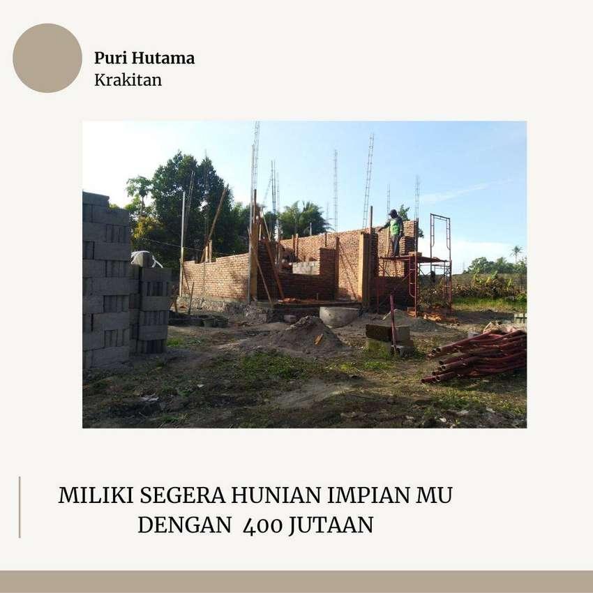 Rumah Type 36 Puri Hutama Krakitan Bantul Legalitas Aman 0