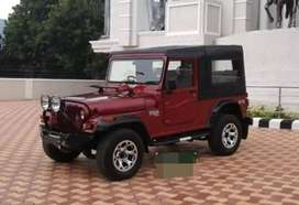 Modified new jeep