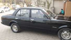Toyota' corona 79 Modal Rigestared 2011 cng and petrol .