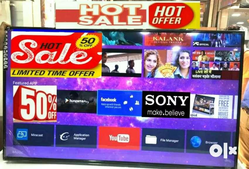 """46""""inch NEW SONY,BREVIA,VIAO 4K SMART LED TV@WARANTY 2:YEARS BUY SOON# 0"""