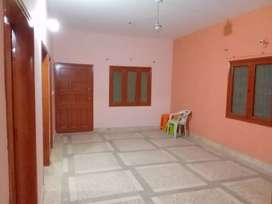 House First Floor Portion 240 sq Yard Park Facing Wide Road 11A N. kar