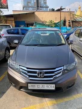 Honda City 2011-2013 1.5 V AT Sunroof, 2013, Petrol