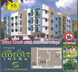 2 BHK FLAT AT BEED BY PASS GUT NO.25