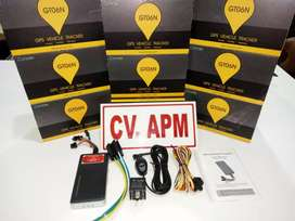GPS TRACKER lacak posisi, off mesin dr sms, free server selamanya