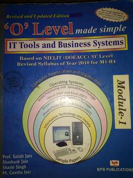 Urgent sale of IT TOOLS & BUSINESS SYSTEM- O LEVEL
