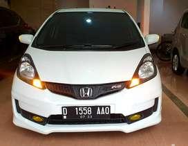 Honda Jazz Rs At th '13 putih