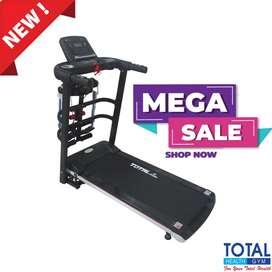 Treadmill Elektrik Murah Fitur Lengkap TL 607 (Harga Distributor)