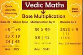 looking for VEDICMATHS FRANCHISE?