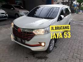 GRAND AVANZA G cc 1.3 TH 2018,Bisa Kredit