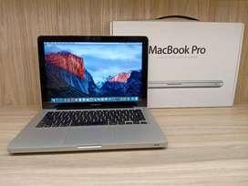 MacBook Pro  MiD (13-inch,  2012)   Intel Core i5 Ram 4 gb HDD 500gb