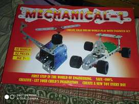 Mechanical game engineer set