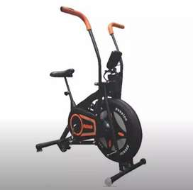 sepeda statis kardio platinum bike R-733 // orbitrek treadmill manual