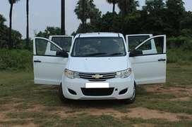 Chevrolet Enjoy 1.3 LS 7 STR, 2017, Diesel