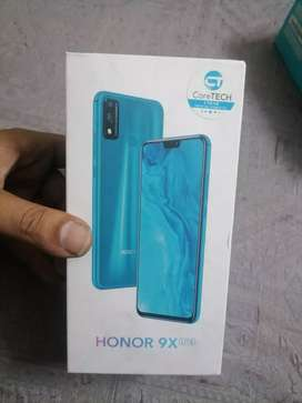 honor 9x lite with 7 month warranty and honor gift box pack