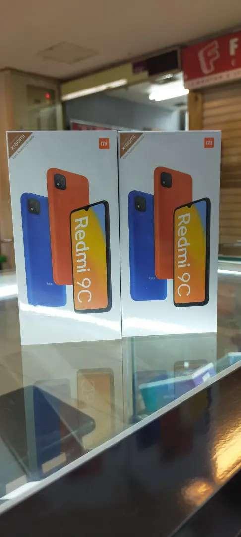 Xiaomi redmi 9 c ram 4 KREDIT DP 400ribu 0