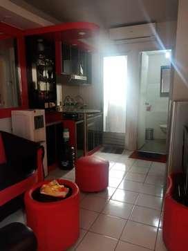 Jual Apartemen Kalibata City 2BR Fully furnish Residen