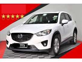 Mazda CX5 2014 GT LIKE NEW!! Terawat dan Kilometer Rendah