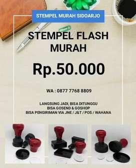 Stempel Flash Murah